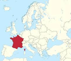 Burgundy France Map by Burgundy Wine Region Geog 4054 905605067