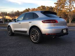 2017 porsche macan base porsche macan is affordable business insider