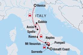 Map Of Capri Italy by Italy Uncovered Italy Tours Intrepid Travel Us