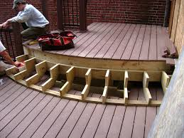 Deck Stairs Design Ideas Deck Gate 52 Decking Stairs Construction 25 Best Ideas About
