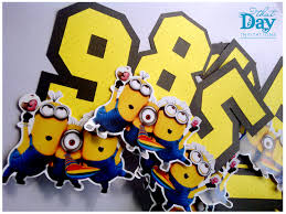 Minions Invitation Card Minions That Day Invites And Crafts