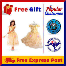 Beauty Beast Halloween Costumes Kids Belle Costumes Girls Ebay