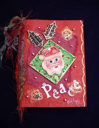 easy ideas of handmade christmas cards