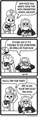 Small Dick Meme - easy now galileo comics