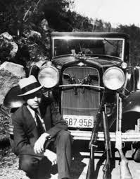 first car ever made by henry ford clyde barrow and his ford v8