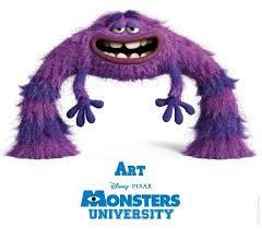 meet disney pixar monsters university students