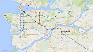 vancouver skytrain map transit fantasies page 46 skyscraperpage forum