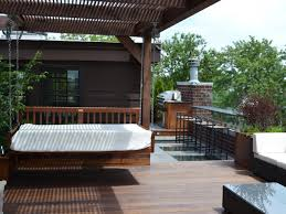 Deck Swings With Canopy Perfect Outdoor Swing With Canopy Rberrylaw How To Decorate