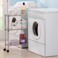 Laundry Room Cart - the best laundry room products organize and shine