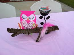 owl centerpieces owl centerpiece with jelly beans and gummy worms owl themed