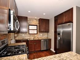 granite countertop cabinet kitchen storage peel stick tile