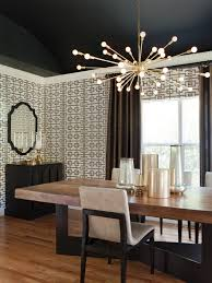 how to place the perfect dining room chandelier covet group
