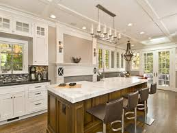 kitchen attractive kitchen island with seating and dining tables