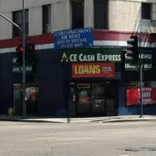ace cash express check cashing pay day loans 2534 daly st
