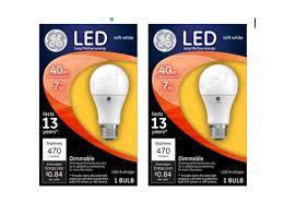 ge led light bulbs ge led light bulb only 0 97 at walmart mexicouponers