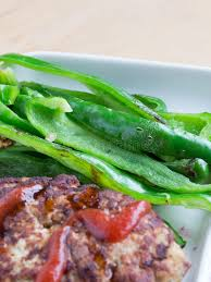 cuisiner des poivrons verts cuisine japonaise de viande fait maison et poivrons verts
