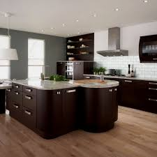 Kitchen Design Traditional Home by Kitchen Furniture Com Dark Colored Kitchens Are Trendy For