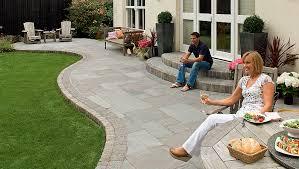 Houzz Patios Garden Design Garden Design With Nyc Backyard Patio Bluestone