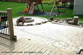 paver patio edging installing paver patio free online home decor techhungry us