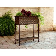 ty pennington mayfield planter bring style outdoors with sears