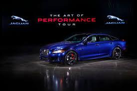 jaguar debuts new suv a sportbrake and a super sedan at the
