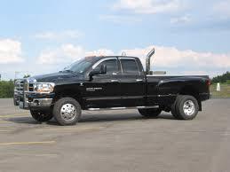 Dodge Ram Cummins 2012 - bull hauler stacks dodge cummins diesel forum