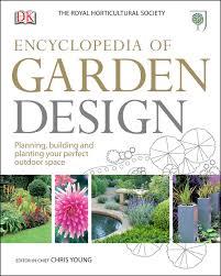 rhs encyclopedia of garden design amazon co uk dk 9781409325741