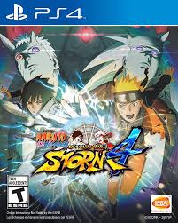 amazon com naruto shippuden ultimate ninja storm 4 playstation