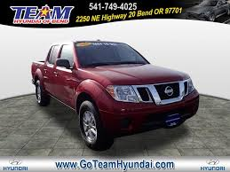 nissan truck 2016 new and used nissan trucks for sale in oregon or getauto com