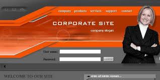 flash website template free compilation of 30 useful free flash web templates u2013 kitaro10