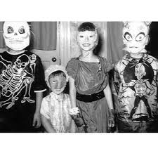 ghost hunting theories tons of vintage halloween photos