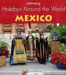holidays around the world mexico