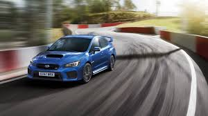 blue subaru hatchback 2018 subaru impreza wrx sti rendered as a hatchback autoevolution