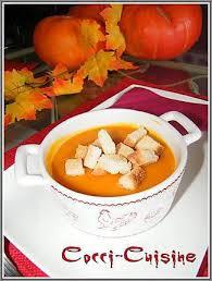 cuisiner potiron recette de soupe de potiron au comté et aux flocons d avoine