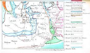 Regensburg Germany Map by Geopolitical U2013 Map U2013 Geological Minerals Germany 2 Vintage