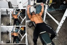 Wide Grip Bench Press For Chest Full Spectrum Chest Workout Australian Iron Man Magazine