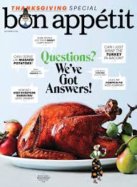 5 tips from bon appetit for being a guest on thanksgiving