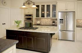 Ivory Colored Kitchen Cabinets Painting Kitchen Cabinets Black Before And After Paint Kitchen