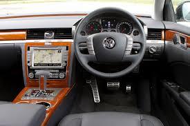 volkswagen phaeton interior volkswagen phaeton street car