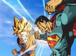 superman beat goku updated