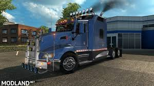 truck hub kenworth trucks ats truck pack for ets2 platinum collection update mod for ets 2