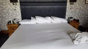 super king size bed picture of balmer lawn brockenhurst
