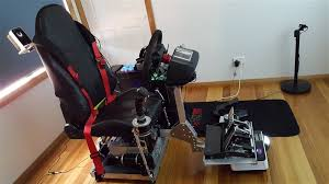 motion simulator community tutorials construction plans and diy kits