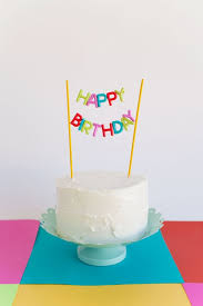 banner cake topper happy birthday cake topper banner fashion ideas pertaining to how