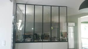 fenetre atelier cuisine faire une verrière intérieure style atelier pas cher notre maison