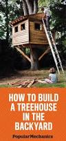 15 awesome treehouse ideas for you and the kids backyard