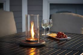 outdoor rooms pit tables electric fireplaces