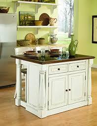 2 island kitchen home styles 5021 948 monarch kitchen island with
