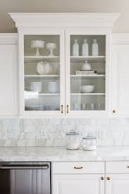 vintage glass front kitchen cabinets 7 ways to simplify your kitchen countertop glass kitchen
