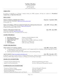 engineering resume exles internship engineering resume objective new for sale fresher inspirational